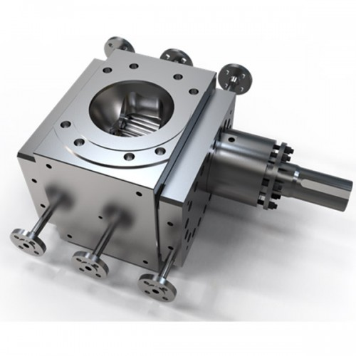 DHK Series Polymer Melts Gear Pump