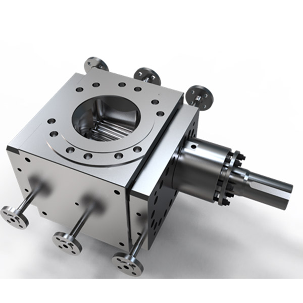 Quality Inspection for oil pump gear -