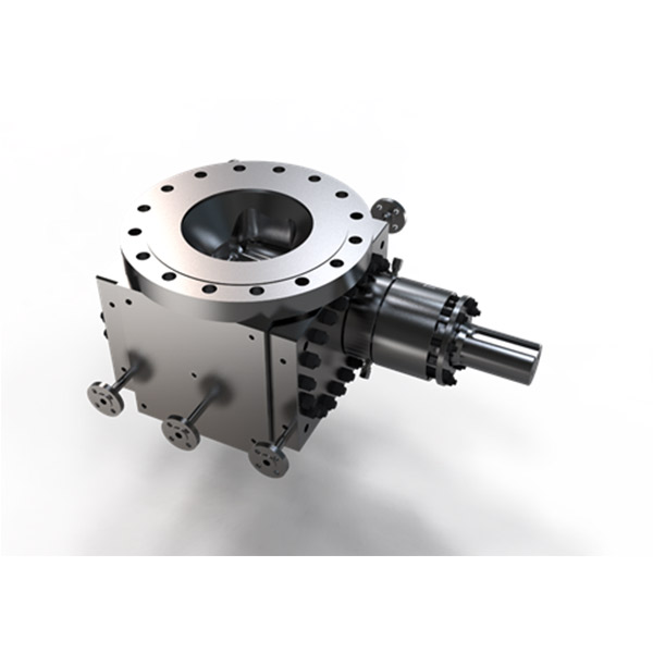Special Design for polymer booster pump -