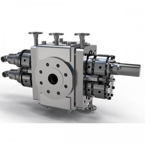 HS-T Series Polymer Melts Gear Pump