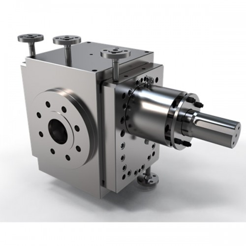 DHS Series Polymer Melts Gear Pump