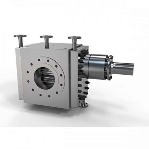 DLS Series Polymer Melts Gear Pump