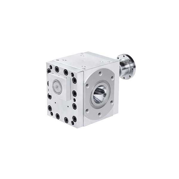 Melt-Gear-Pump-With-Double-Shaft-Extension-And-Balance